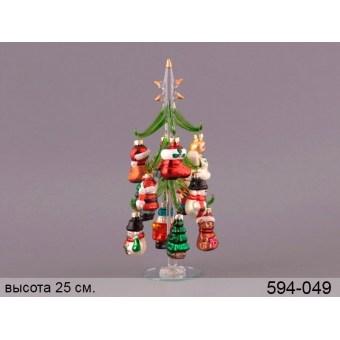 Декоративная ёлка (594-049)