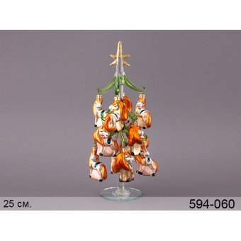 Декоративная новогодняя елка (594-060)