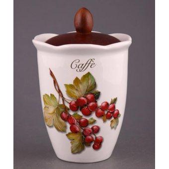 Банка для кофе в Лесная ягода (612-077)