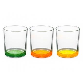 Набор стаканов цитрус, 3 шт. (650-626)