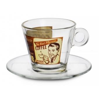 Кофейный набор латте, 8 пр. (650-646)