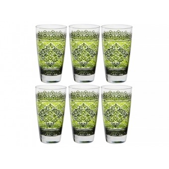 Набор стаканов Шарм Верде, 6 шт. (650-671)