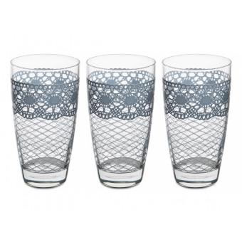 Набор стаканов Макраме Аззуро, 6 шт. (650-673)