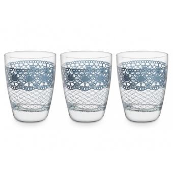 Набор стаканов Макраме Аззуро, 6 шт. (650-674)