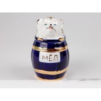 Бочонок для мёда Белый мишка (98-785)