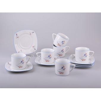 Чайный набор Гуси (655-445)