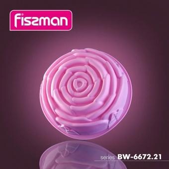 Форма для выпечки Роза Fissman (BW-6672.21)
