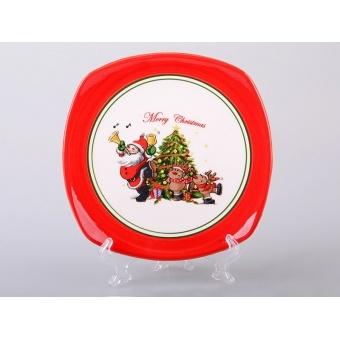 Тарелка Дед Мороз (692-102)