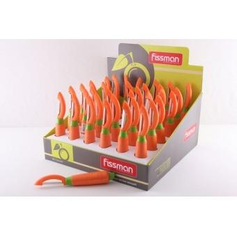 Нож для чистки овощей Морковь (PR-7010.PP)