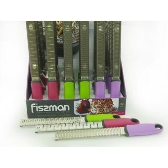 Плоская терка на ручке Fissman (PR-7195.GR)