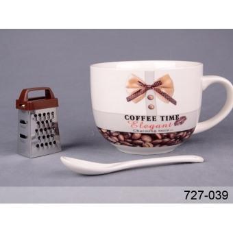 Большая кружка Coffee Time, 510 мл (727-039)