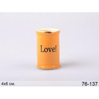 Подставка для зубочисток любовь (76-137)