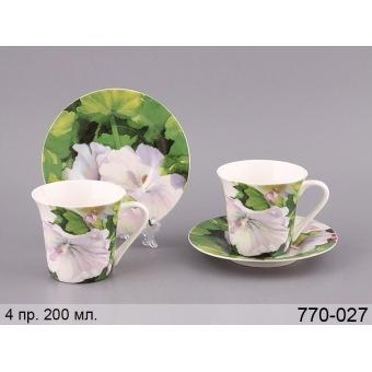 Чайный набор дурман, 4 пр. (770-027)