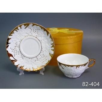 Чайный набор золотая пыль, 4 пр. (82-404)