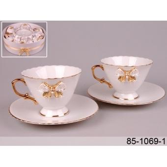 Чайный набор Принцесса, 12 пр. (85-1069-1)