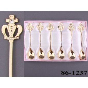 Набор чайных ложек, 6 шт. (86-1237)