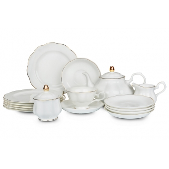 Столово-чайный сервиз, 22 пр. (86-1562)
