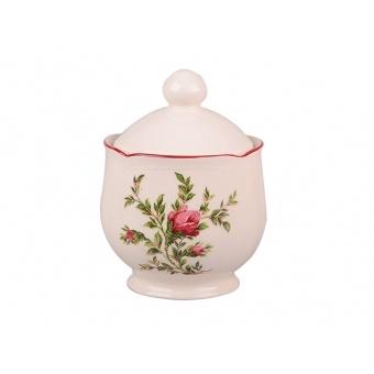 Сахарница английская роза (910-028)
