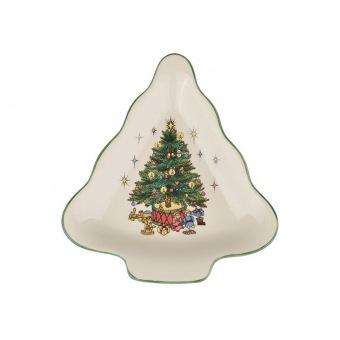 Блюдо Рождественская ёлка (910-132)