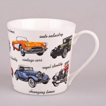 Чашка Винтажные автомобили (917-003)