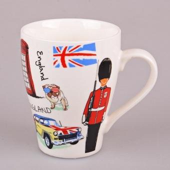 Кружка England в подарочной упаковке (917-007)