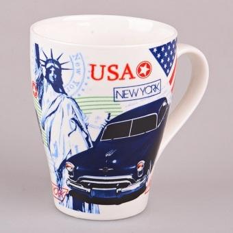 Кружка USA в подарочной упаковке (917-009)