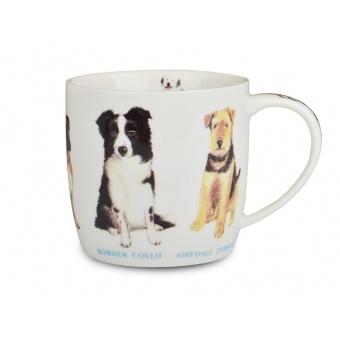 Чашка пес (920-030)