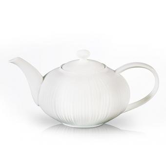 Заварочный чайник ELEGANCE WHITE Fissman (TP-9351.1000)