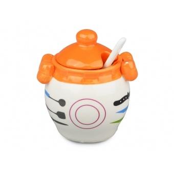Емкость для соуса оранжевая (940-061)