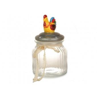 Ёмкость для сыпучих продуктов Петушок (941-016)