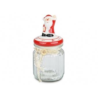 Ёмкость для сыпучих продуктов Санта Клаус (941-023)