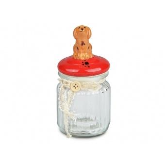 Ёмкость для сыпучих продуктов Песик (941-025)