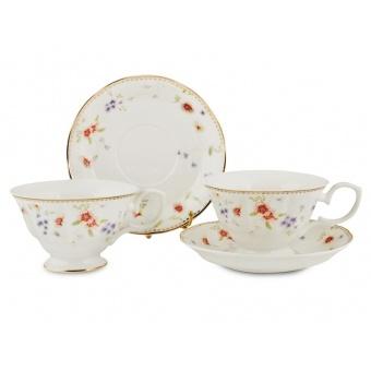 Чайный сервиз 4 пр. Каролина (943-007)
