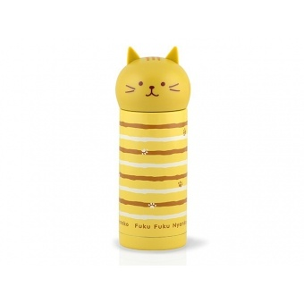 Термос Полосатый кот (9690)