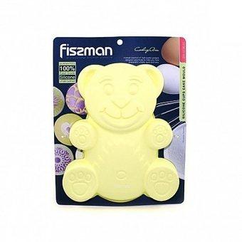 Силиконовая форма для выпечки Медвежонок Fissman (BW-6736.22)