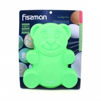 Силиконовая форма для выпечки Медвежонок Fissman (BW-6737.22)