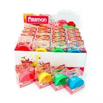 Набор из 6 формочек для кексов Fissman (PR-7800.BW)