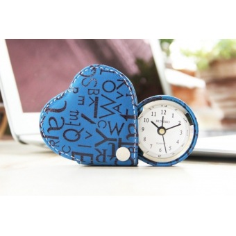 Часы с будильником Runoko (SB-Blue)