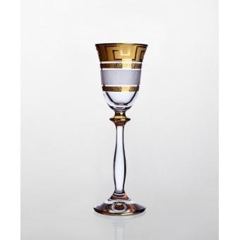 Набор рюмок для водки и ликера Angela, 6 шт. (01-01-60-6-003)