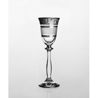 Набор рюмок для водки и ликера Angela, 6 шт.