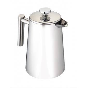 Чайник-кофейник с френч прессом