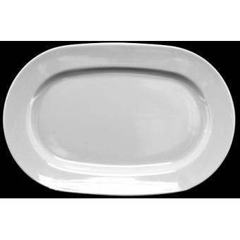 Тарелка овальная Frig