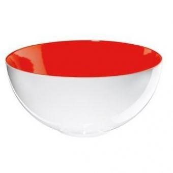 Салатник большой COLOR-IT красный