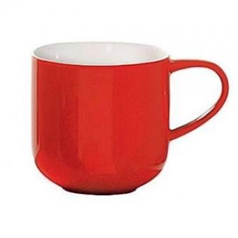 Чашка в подарочной упаковке COPPA красный