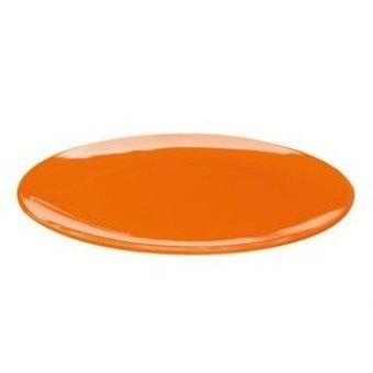 Тарелка десертная COLOR-IT оранжевая (1287807)