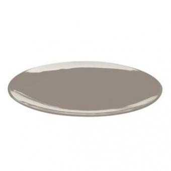 Тарелка десертная COLOR-IT серая (1287111)