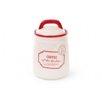 Емкость для сыпучих продуктов Coffee (DM007-S)