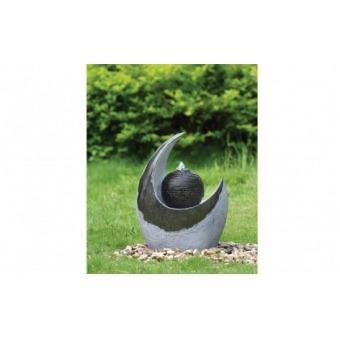 Декоративный фонтан Шар Модерн с Led подсветкой