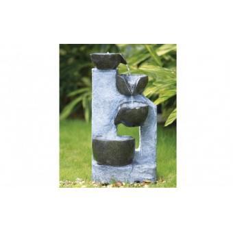 Декоративный фонтан Каменный каскад