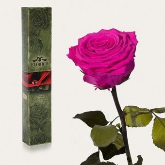 Долгосвежая роза Малиновый родолит 7 карат (1127-PK03)
